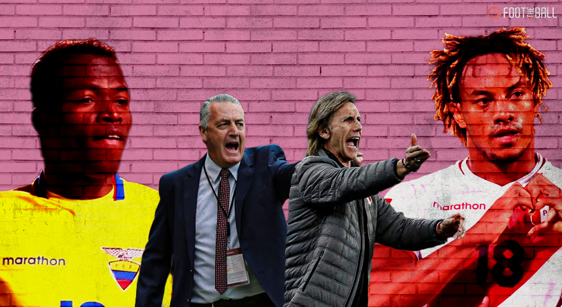 Ecuador Vs Peru, prediction, alignments and more