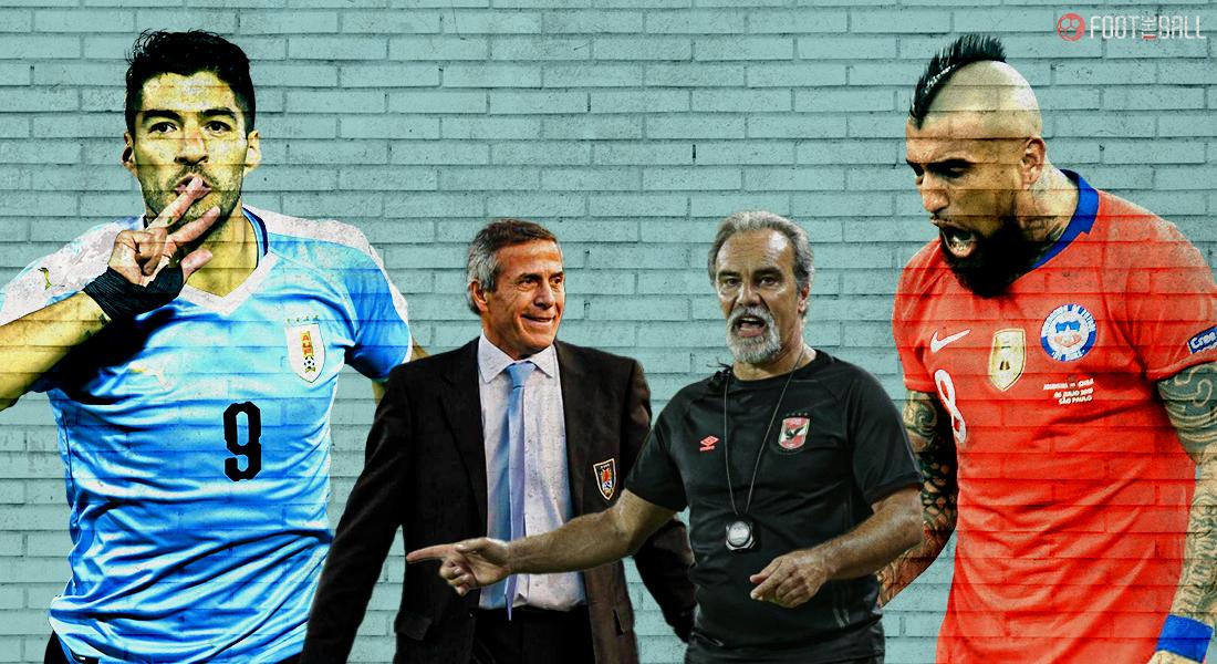 Uruguay Chile Copa America 2021
