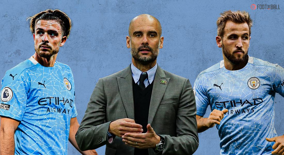 Manchester City squad overhaul