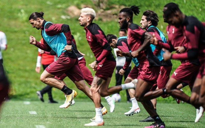 Zlatan Ibrahimovic and AC Milan