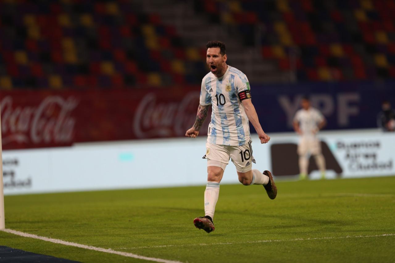 Argentina vs Chile match report