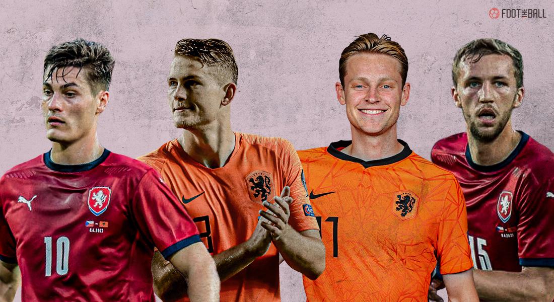 netherlands czech republic key matchups