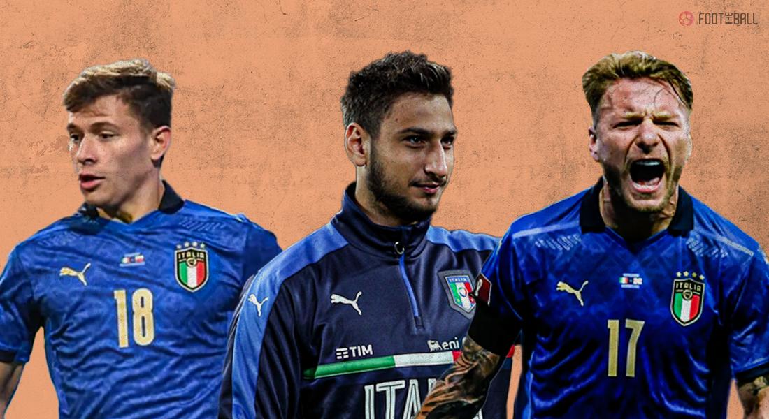 Italy euro champs