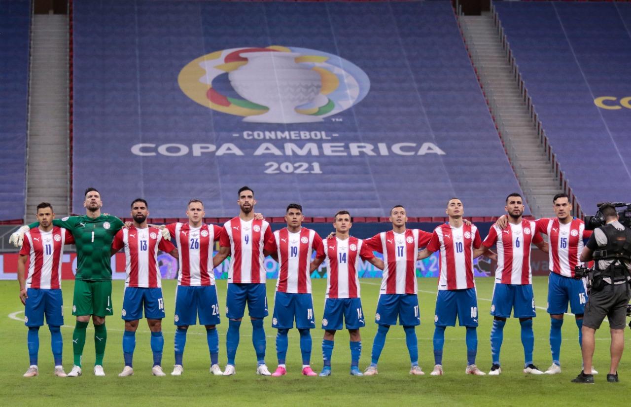 Paraguay squad