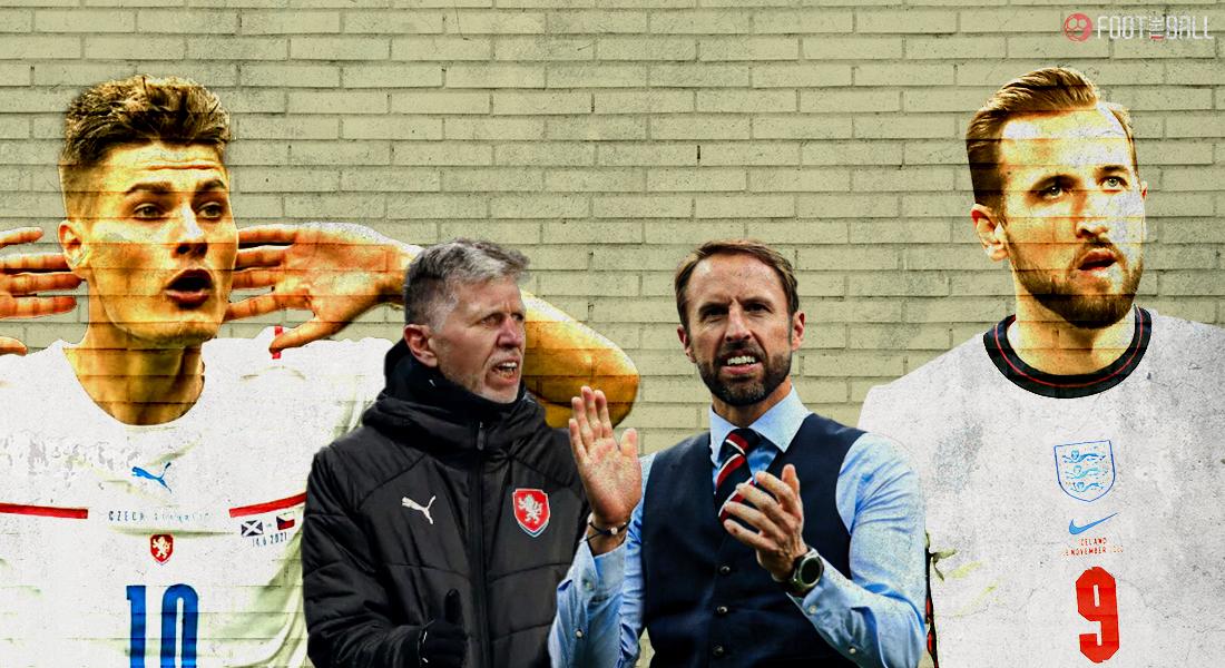 England Czech Republic preview