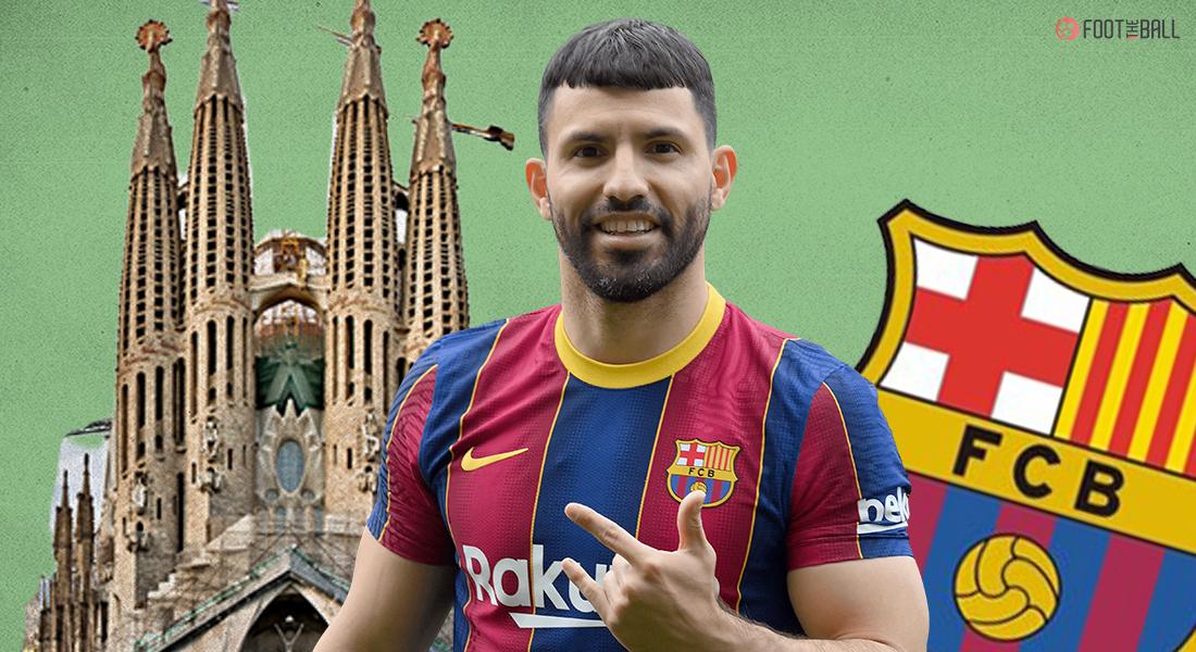 Sergio Aguero to Barcelona