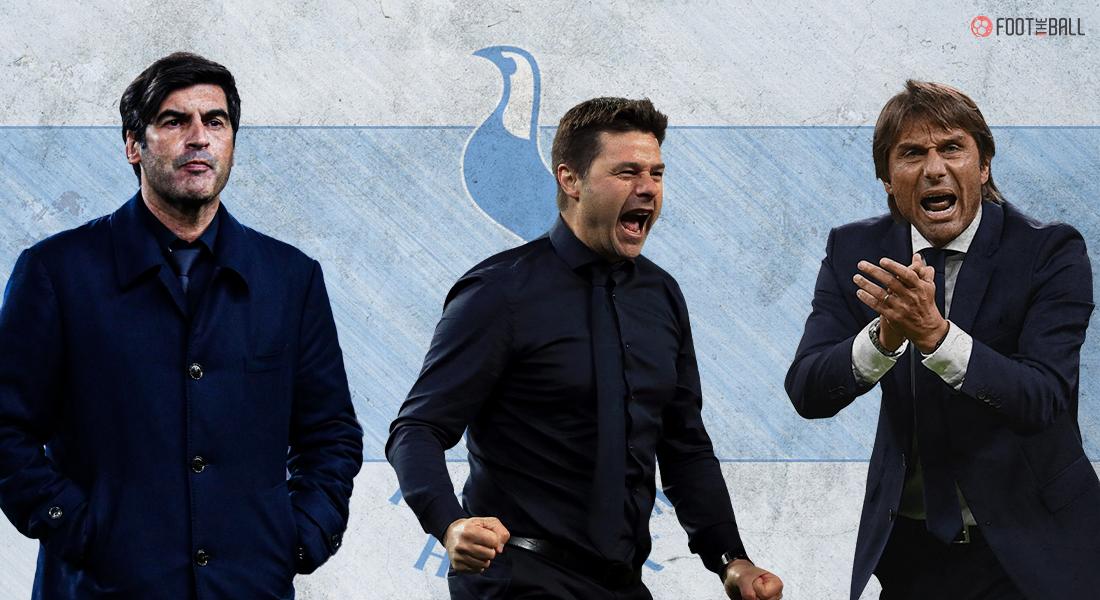 Tottenham new manager