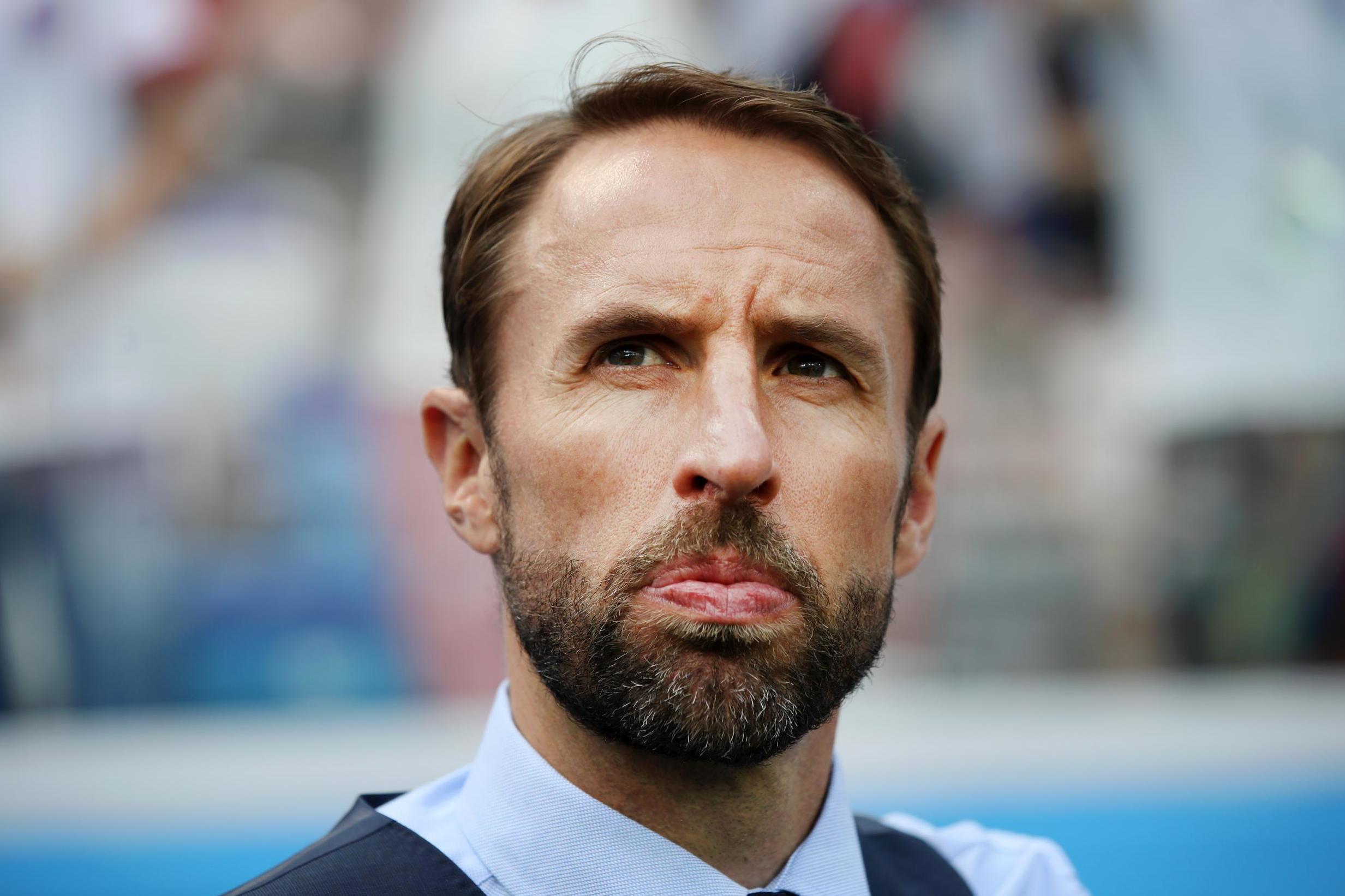 England football identity