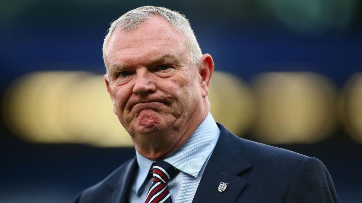 Former FA Chairman Greg Clarke