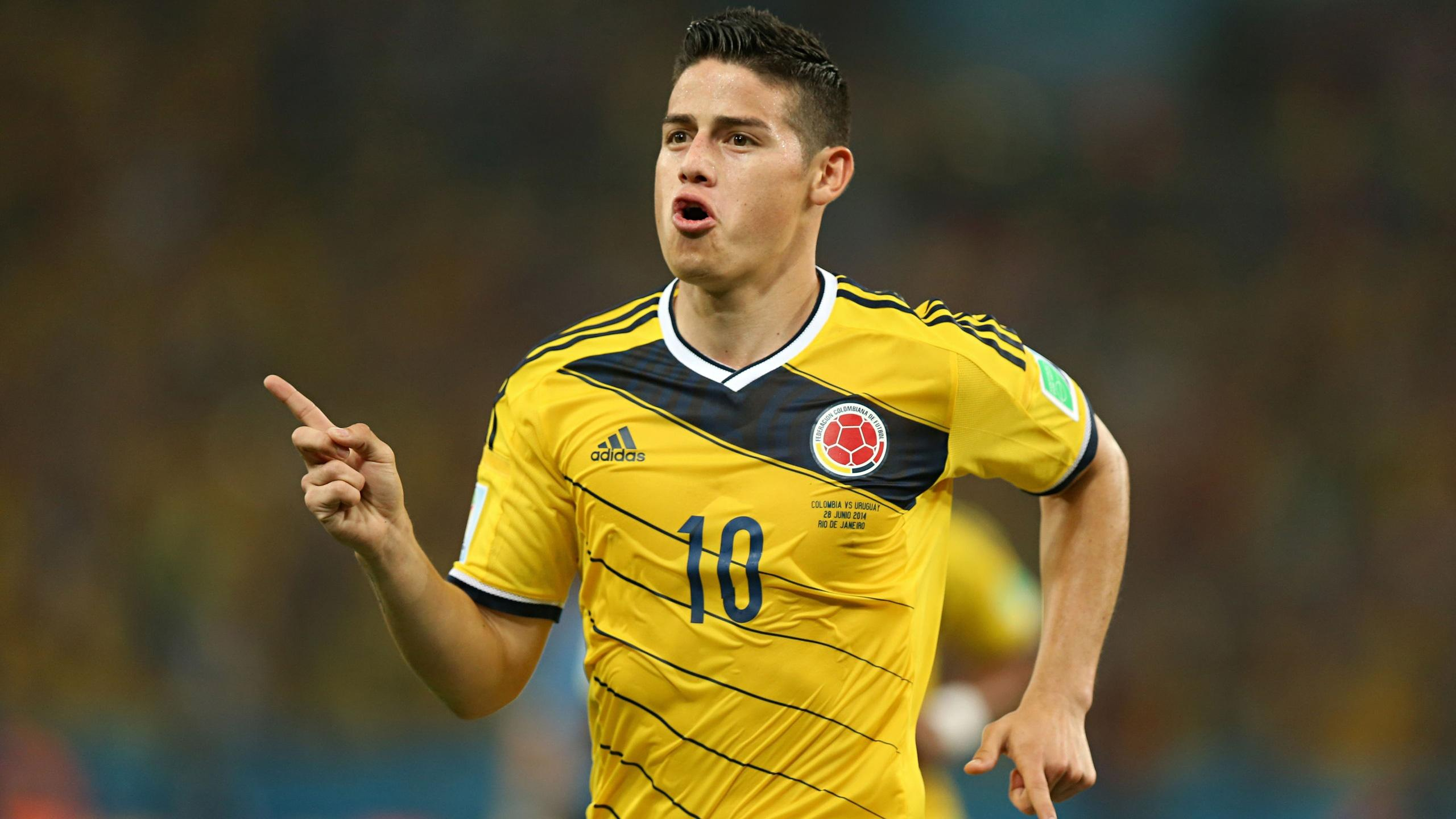 james colombia