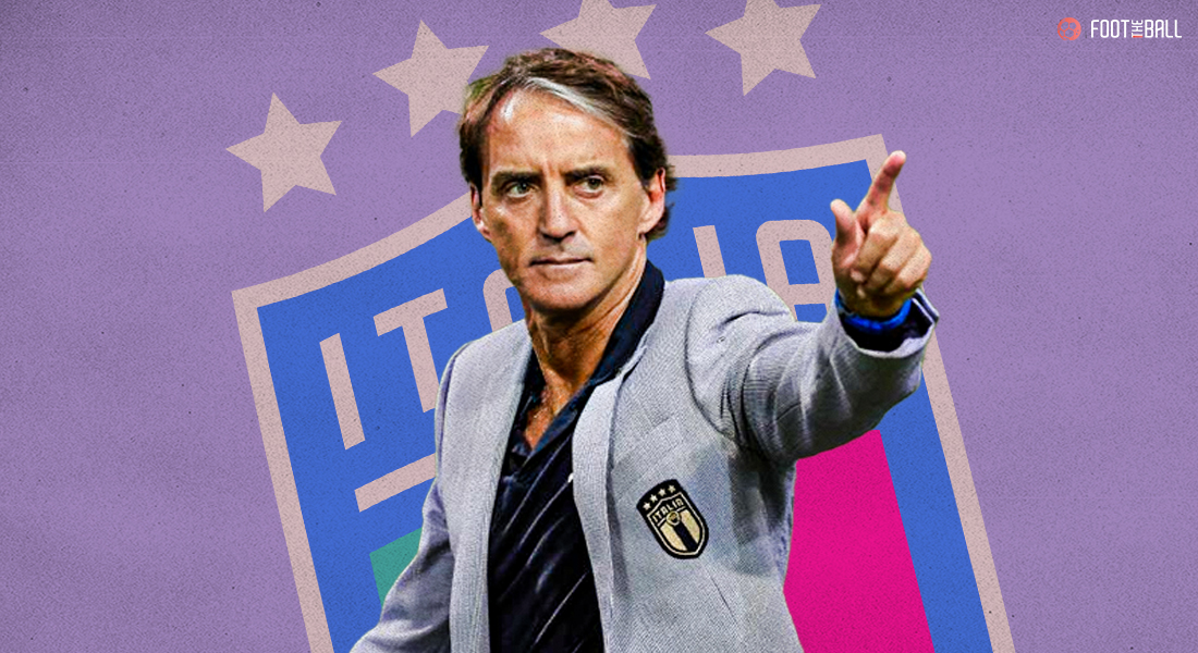 10 things you didn't know about Italy's manager, Roberto Mancini