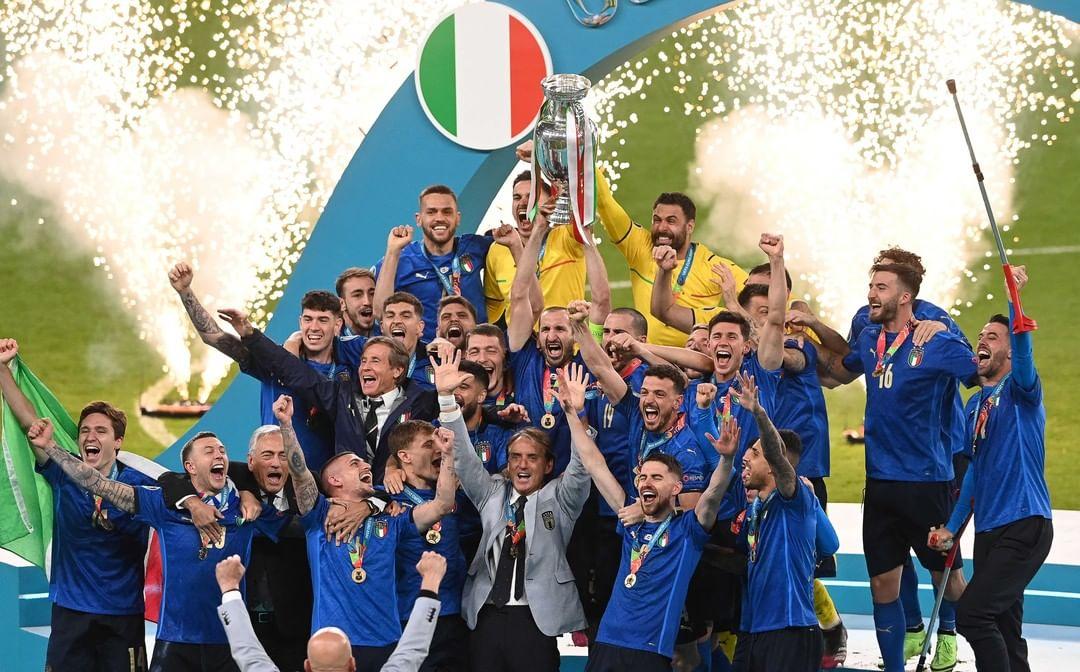 Italy win Euros