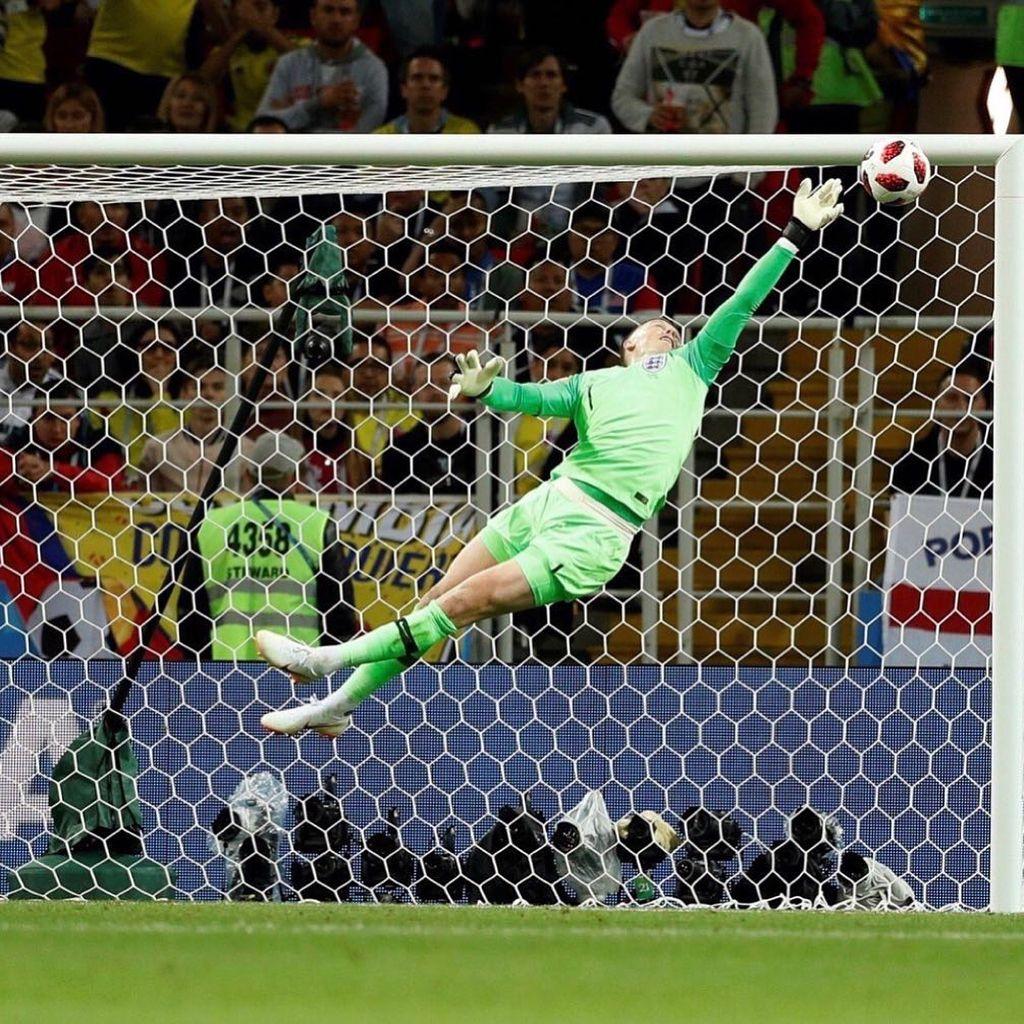 Pickford redeeeming himself at Euro 2020
