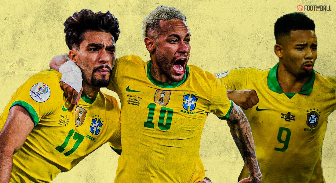Brazil Chile