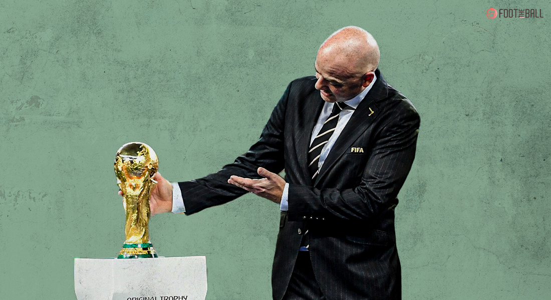 World Cup every 2 years