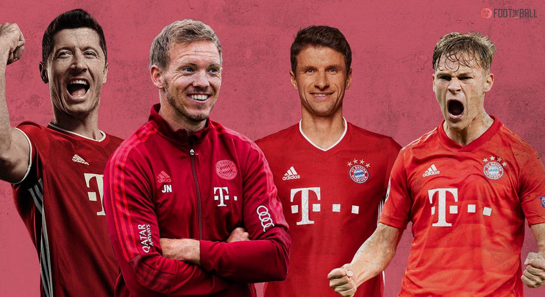 Bayern Munich new season