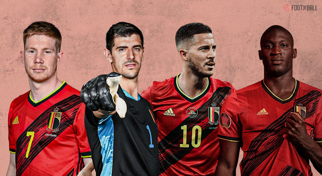 Why time is running out for Belgium's golden generation