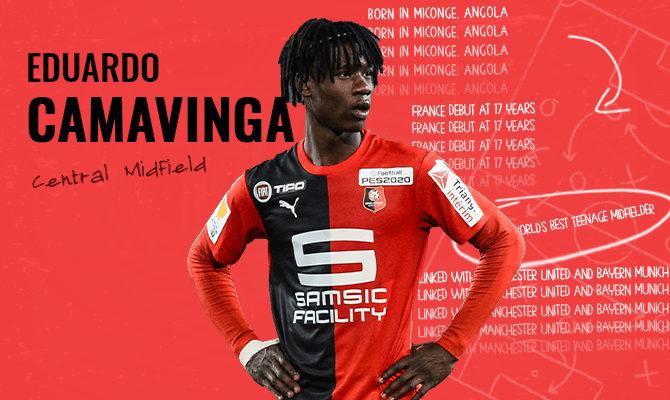 Rising Baller Eduardo Camavinga