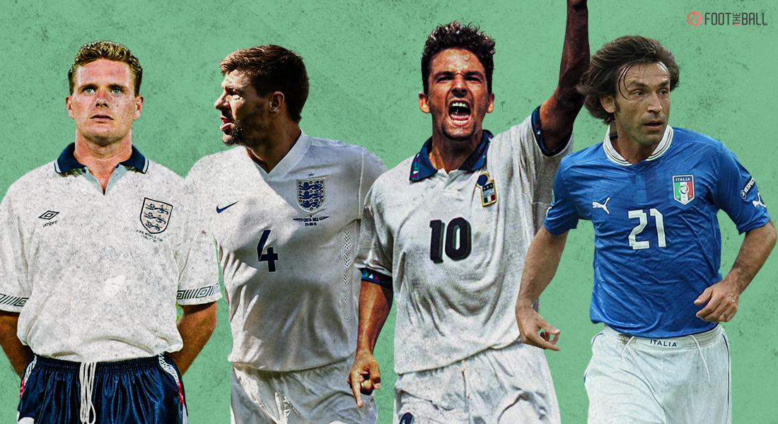 England vs Italy Head to Head