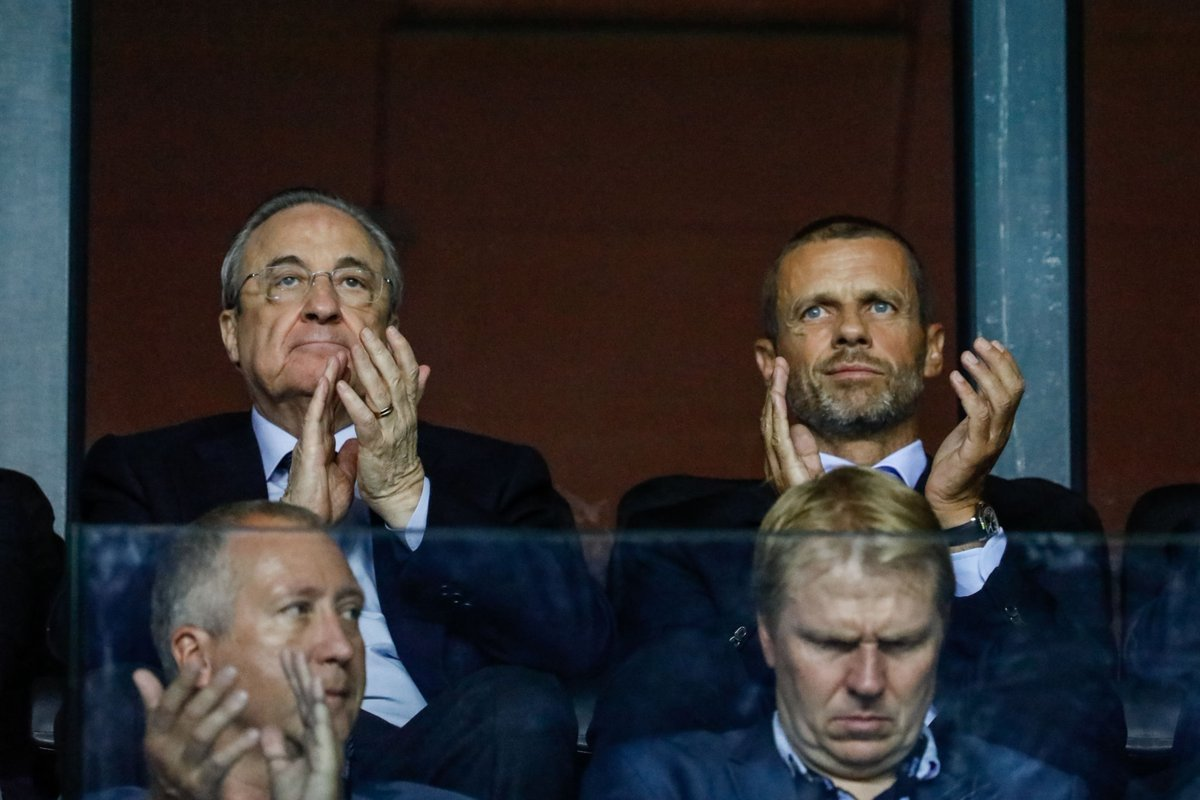 Juventus, Barcelona and Real Madrid continue planning