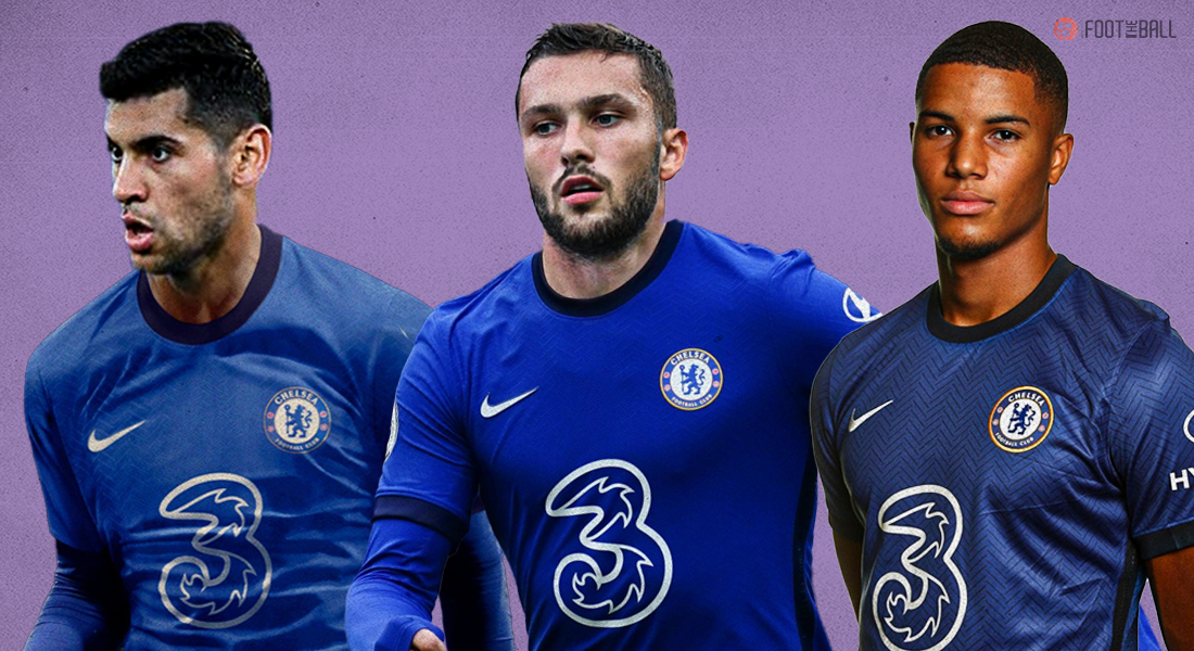 Thiago Silva replacements