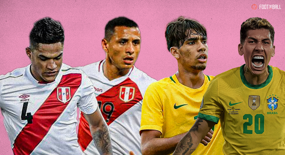 Brazil vs Peru, three key matches before the semifinal