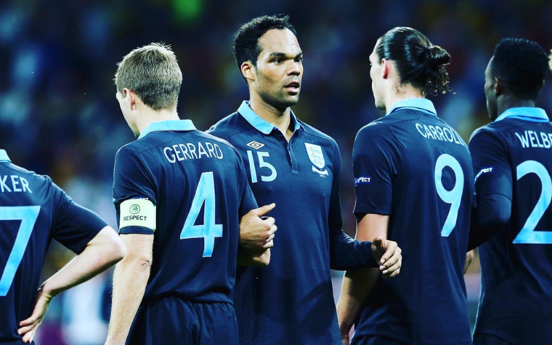 England in 2012