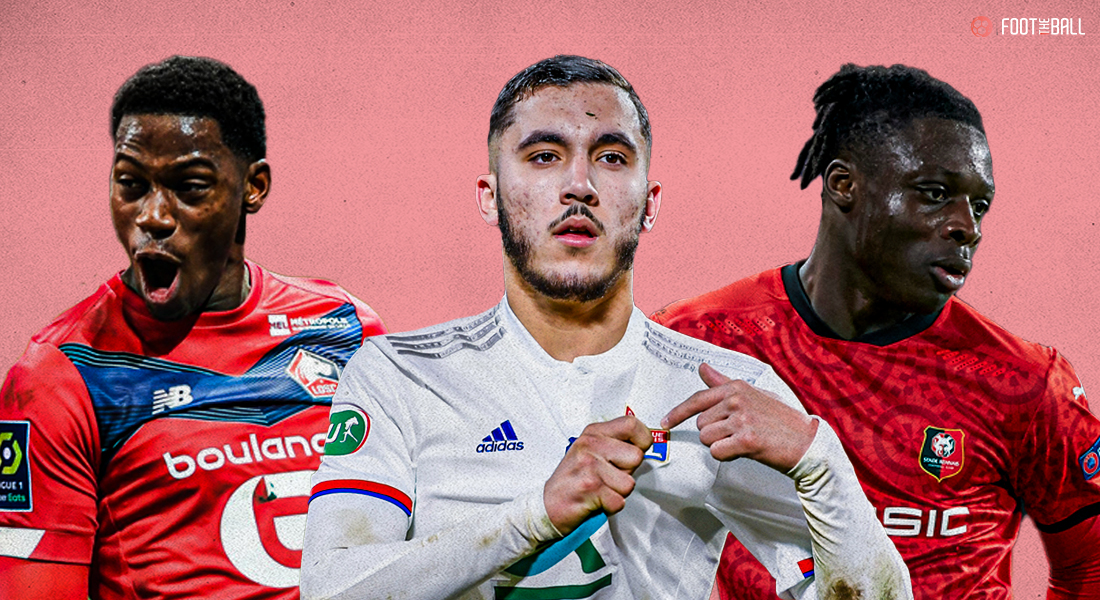 Top 10 young players ligue 1