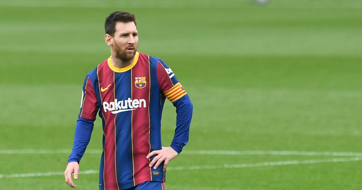 new contract Lionel Messi