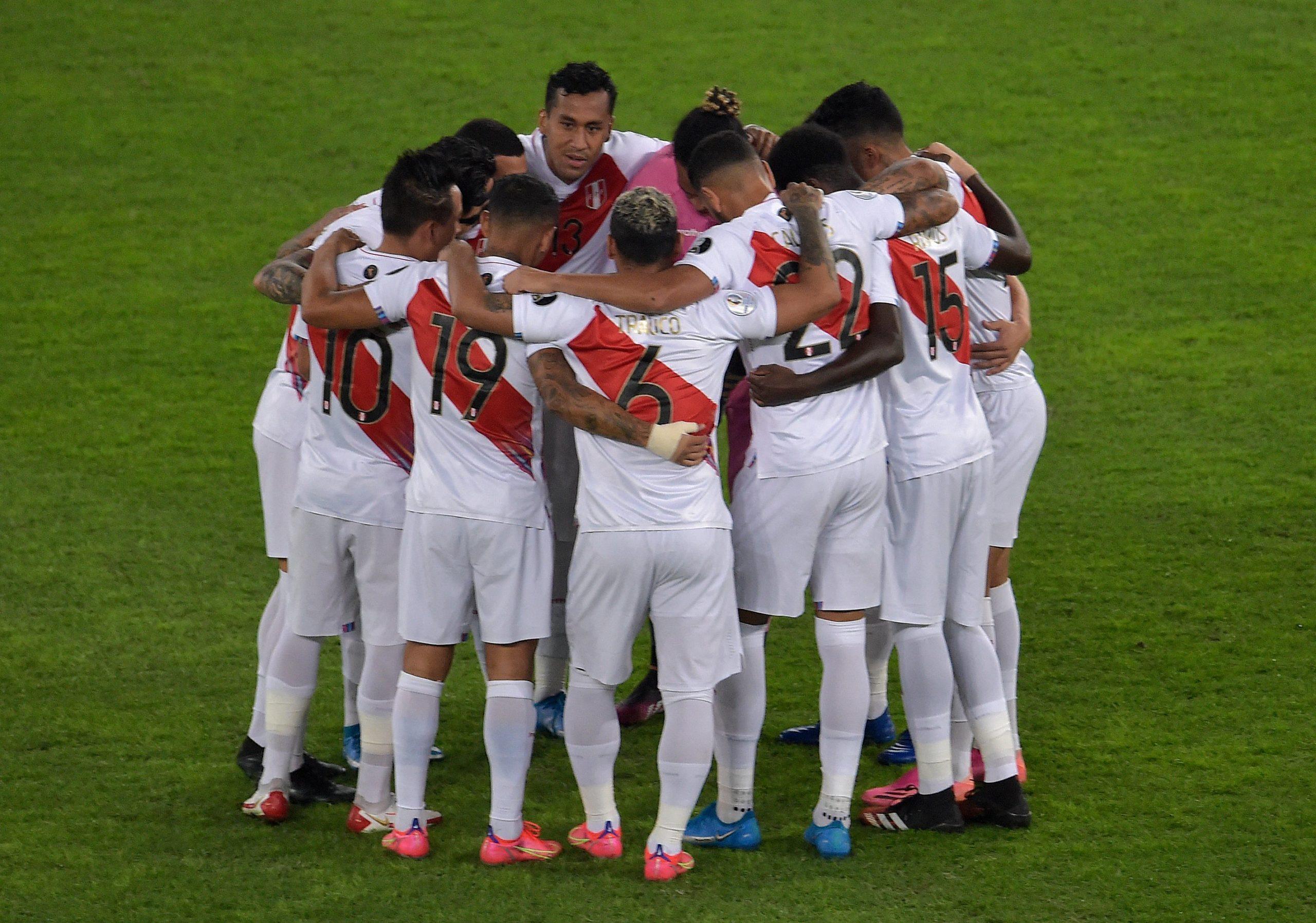 Brazil Peru
