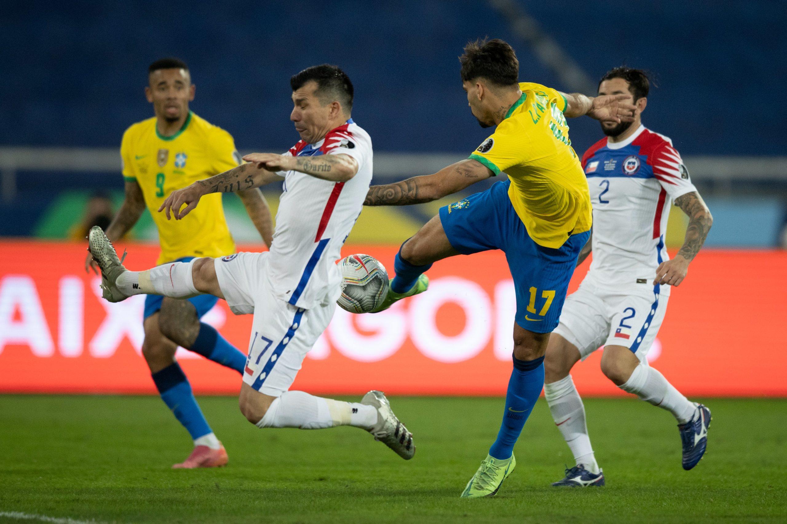 Copa America semifinal fixtures