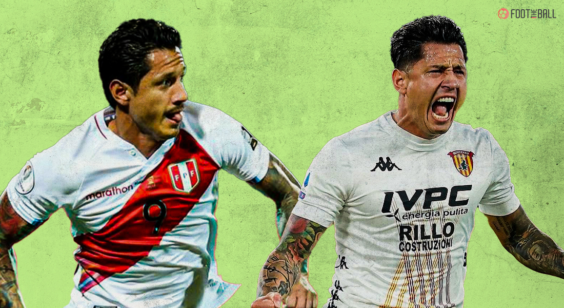 Gianluca Lapadula, born in Italy, shines for Peru in the Copa América 2021