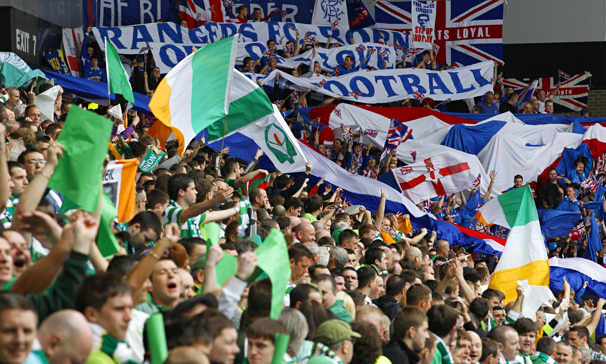 The Old Firm Rivalry