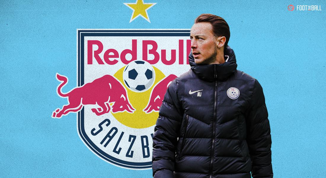Matthias Jaissle RB Salzburg