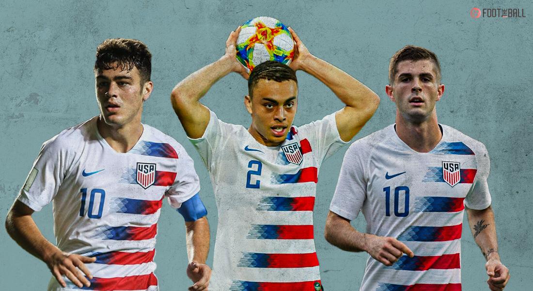 USA Top 10 players