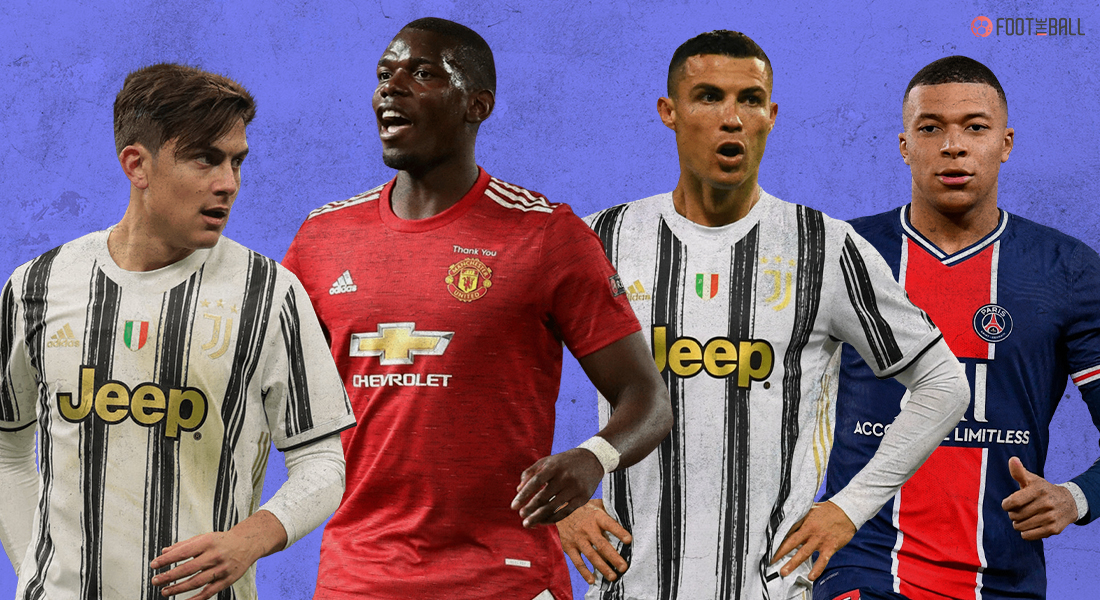 10 major players who are running out of contracts in 2022, should clubs buy or sell?