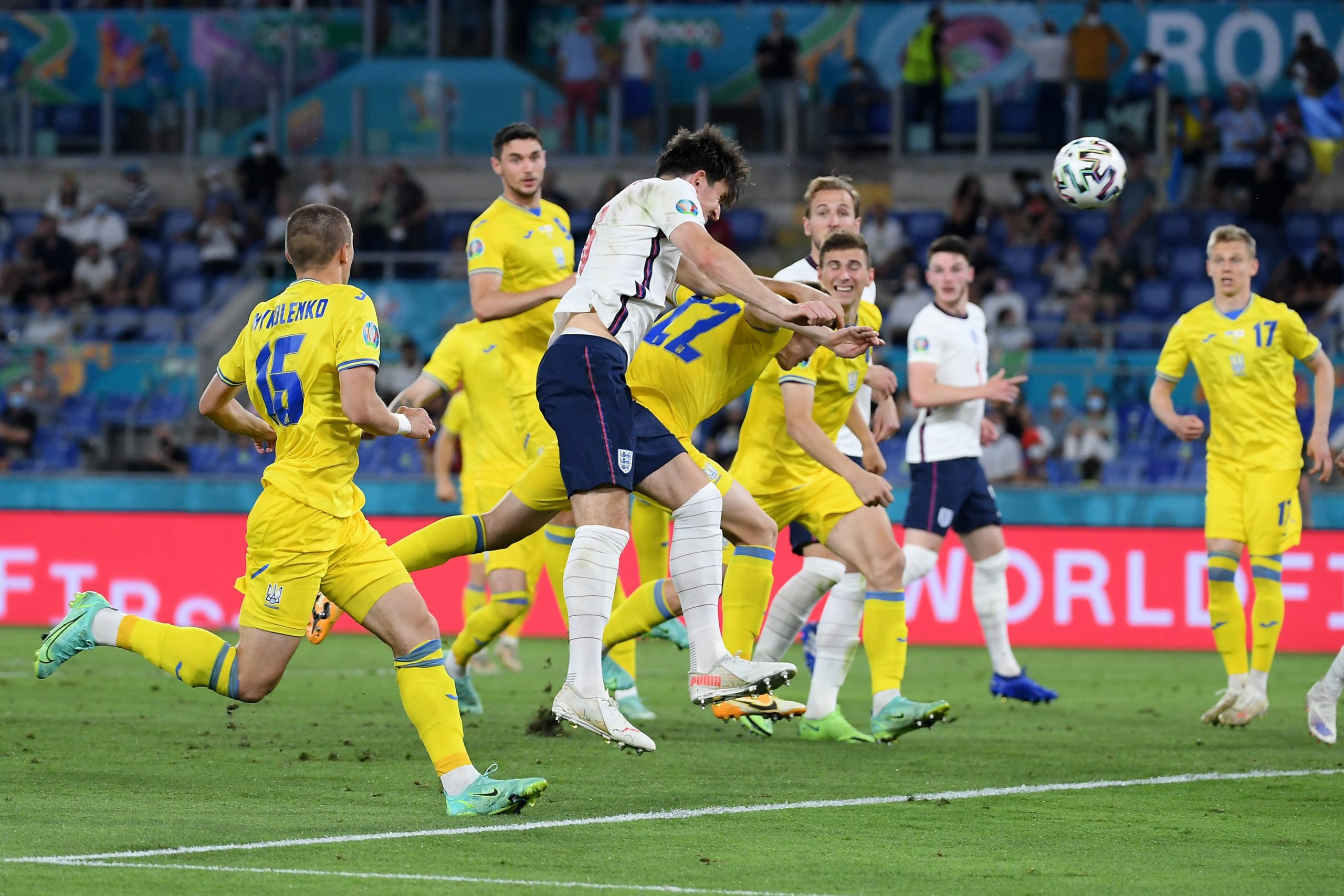 England Ukraine