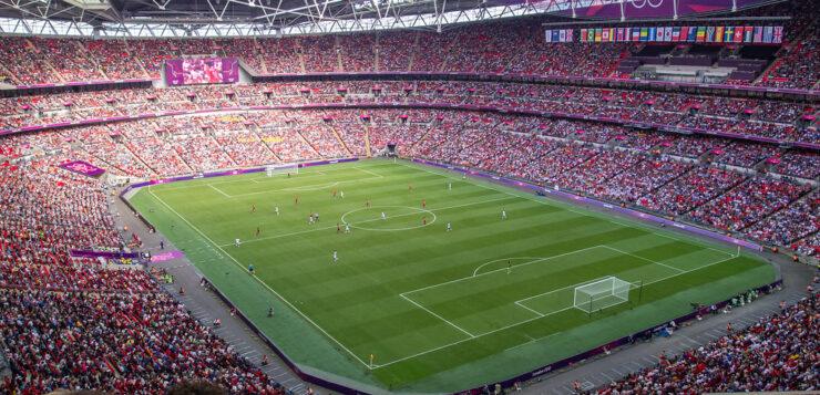 Premier League full-capacity