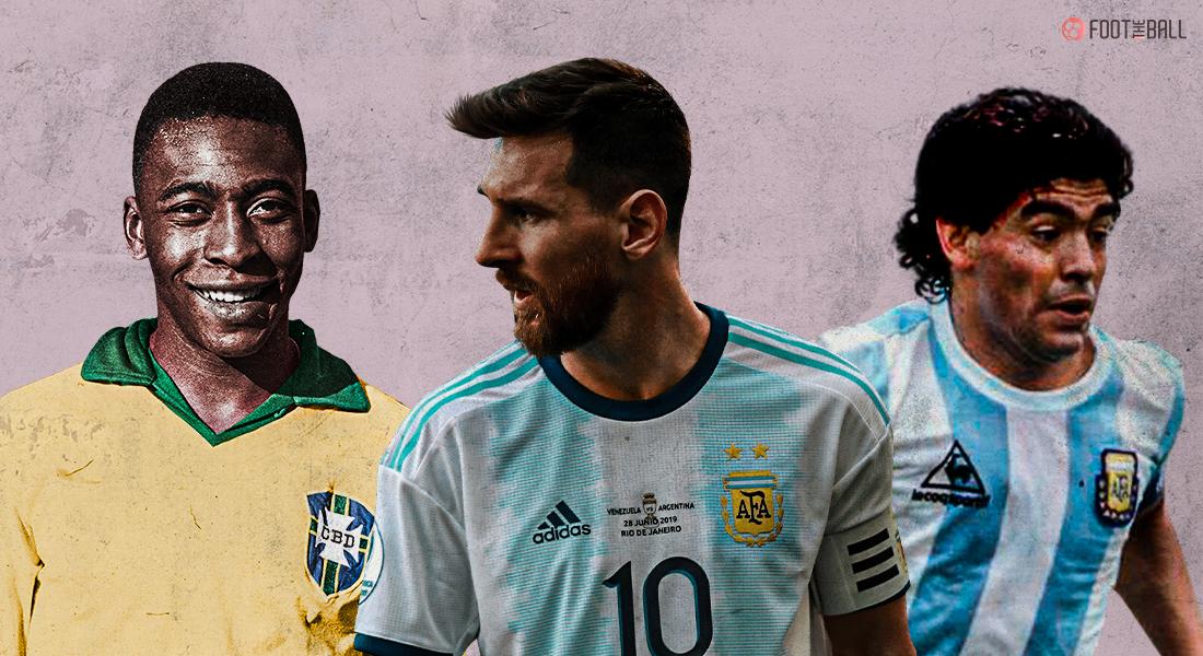 Messi G.OA.T.