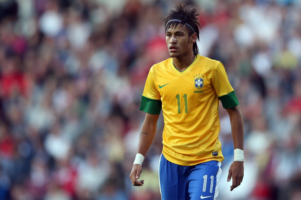 olympics-football-neymar