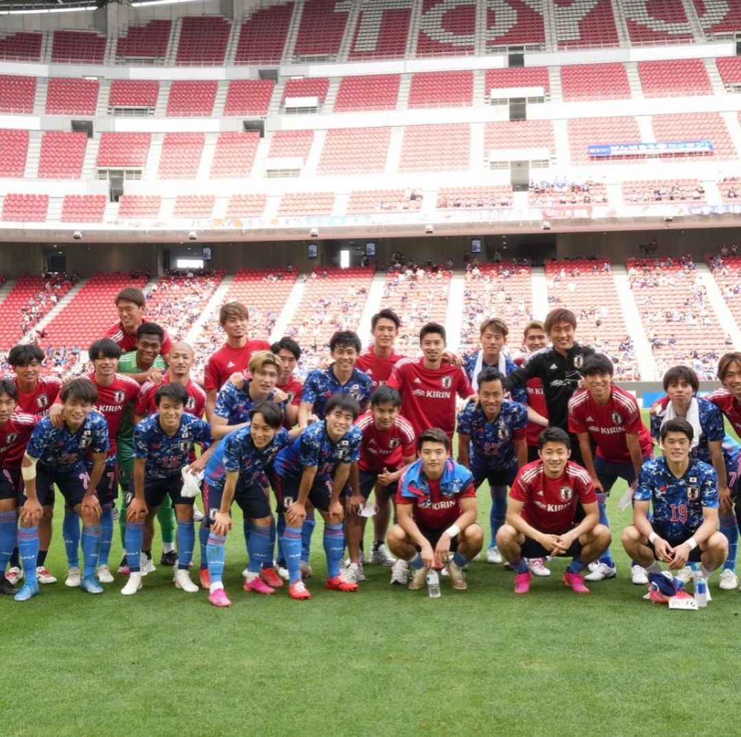 Japan Football Olympics