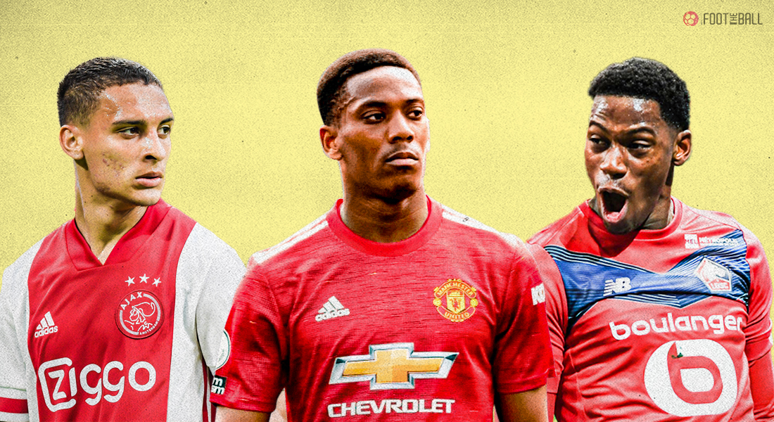 replacements for martial