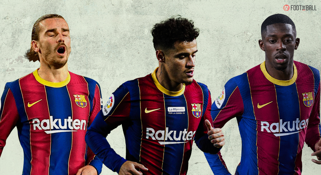 Five transfers that led to the current Barça crisis