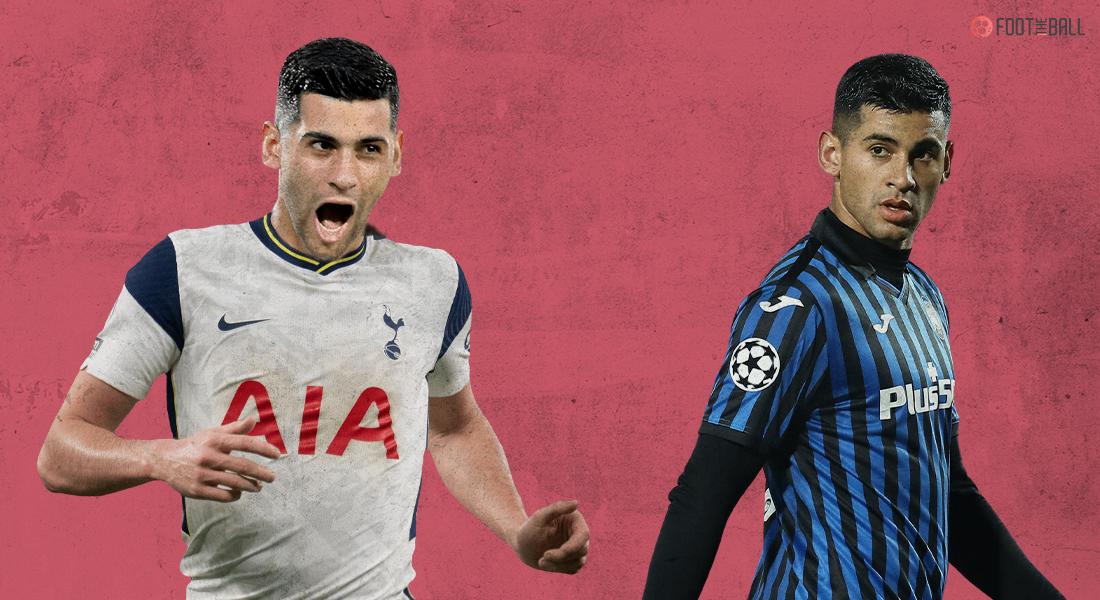 Cristian Romero Atalanta to Spurs transfer