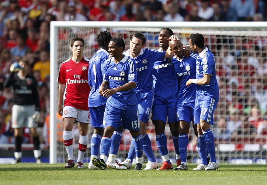 Chelsea vs Arsenal 2009