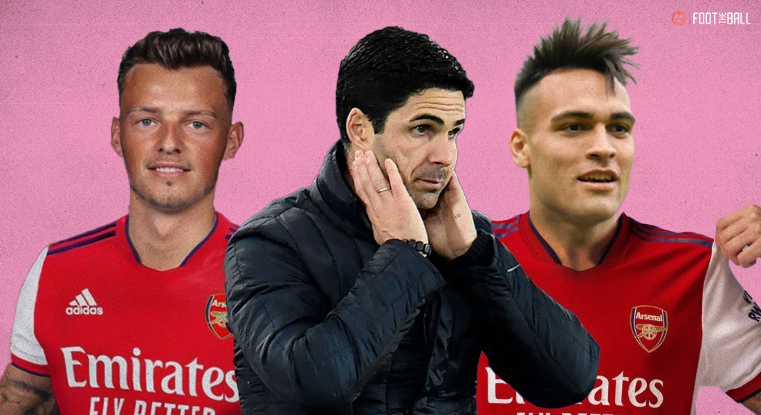 Arsenal once again seems inconsistent in the transfer window