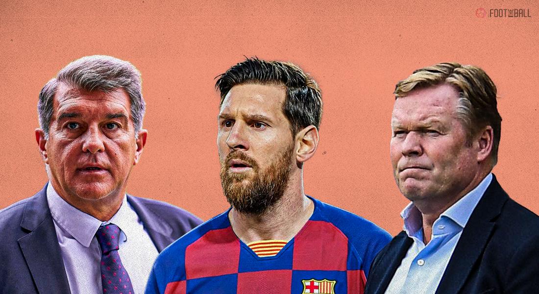 Post Messi Era – What's next for Ronald Koeman and FC Barcelona?
