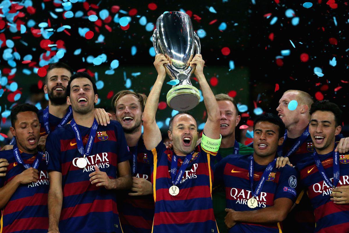 top 10 UEFA Super cup matches