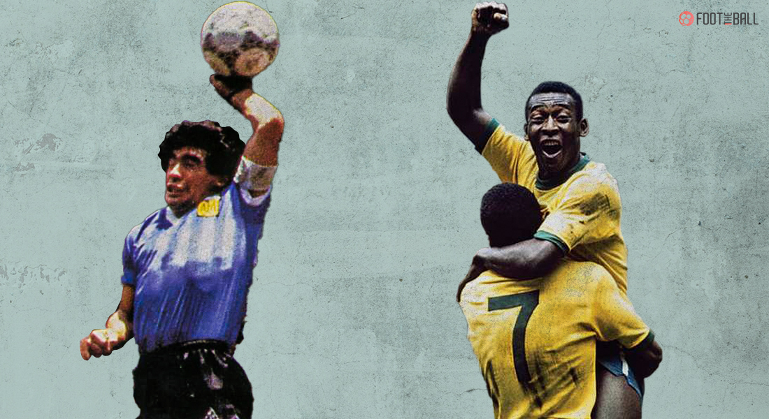 iconic photos in football