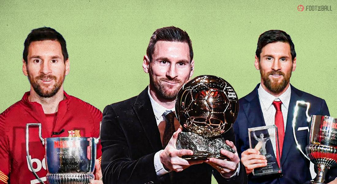 Messi records